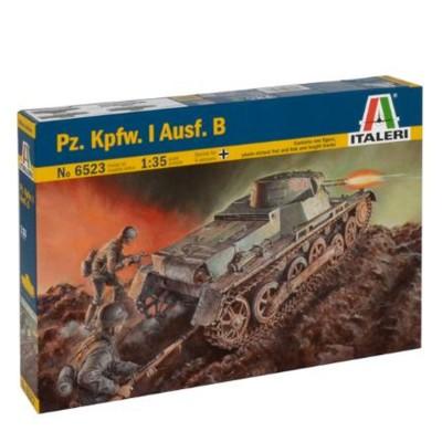Maquette char : Panzer I Ausf. B - Italeri-6523