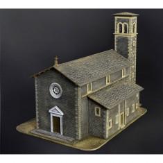 Maquette Eglise