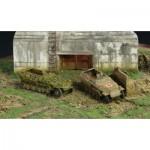 Maquette Half-track : Sd.Kfz.251/1 Ausf.D (x2)