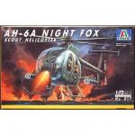 Maquette hélicoptère : AH - 6 NIGHT FOX