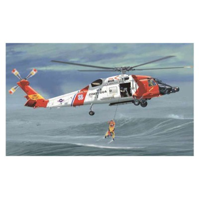 Maquette Hélicoptère : HH-60J Coast Guard - Italeri-71346
