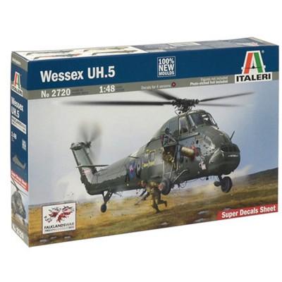 Maquette hélicoptère : Wessex UH.5 Malouines - Italeri-2720