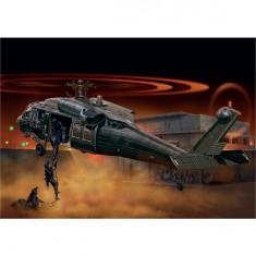 Maquette hélicoptère: UH-60/MH-60 Black Hawk 1/72