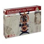 Maquette machine Léonard de Vinci : Horloge