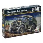 Maquette véhicule militaire : Chevrolet Gun Tractor
