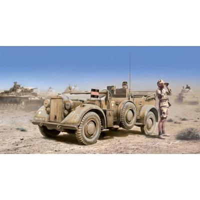 Maquette véhicule militaire : Kfz.15 Funkwagen - Italeri-6526