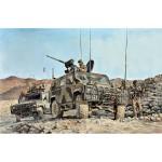 Maquette véhicule militaire : LMV Lince