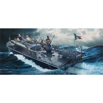 Maquette bateau: MAS 568 4A Serie - Italeri-5608