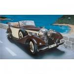 Maquette voiture: Mercedes Benz 540K