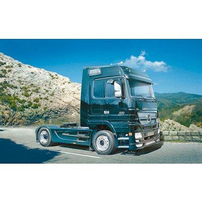 Maquette Camion: Mercedes-Benz Actros Black Edition - Italeri-3841