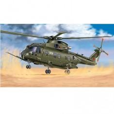 Maquette hélicoptère: Merlin HC.3