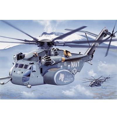 Maquette hélicoptère: MH-53E Sea Dragon - Italeri-1065