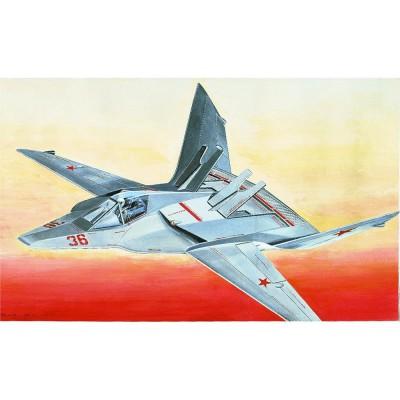 Maquette avion: Mig 37B Ferret E - Italeri-162