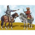 Figurines Mongols