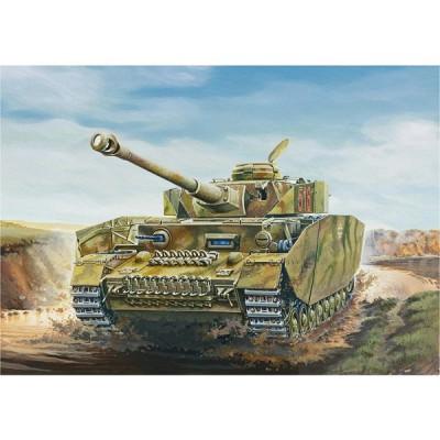 Maquette Char: Panzer IV Ausf.H - Italeri-6486