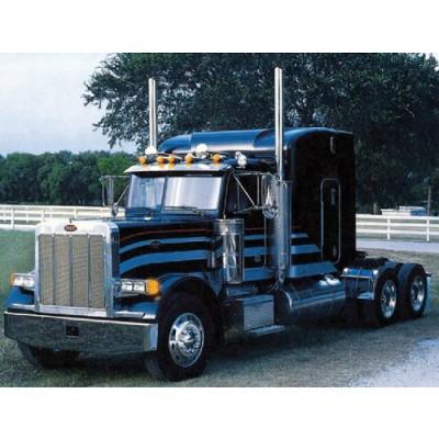 Maquette Camion: Peterbilt 378 Long Hauler - Italeri-3857