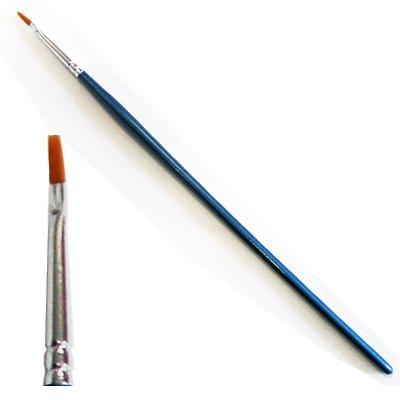 Pinceau plat : Taille 0 - Italeri-51223