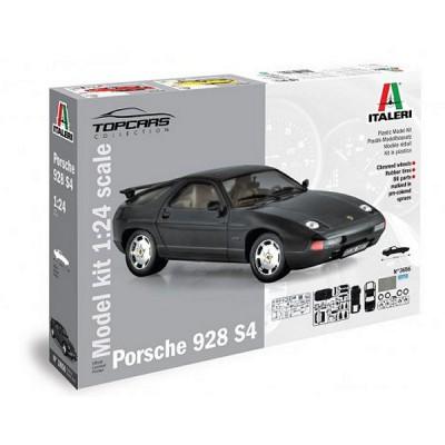 Maquette voiture : Porsche 928 S4 - Italeri-3656