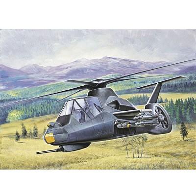 Maquette hélicoptère: RAH-66 Comanche - Italeri-058