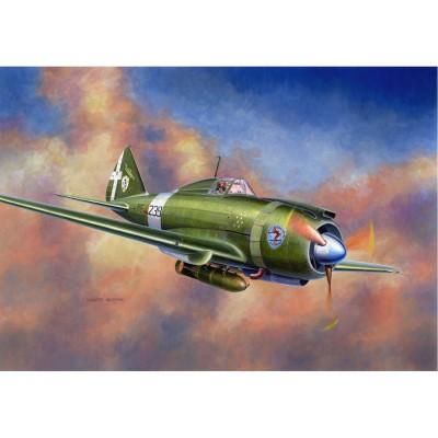Maquette avion: Re.2002 Ariete - Italeri-2670
