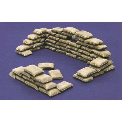 accessoires militaires sacs de sable italeri rue des maquettes. Black Bedroom Furniture Sets. Home Design Ideas