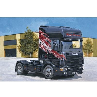 Maquette Camion: Scania 164L Top Class 580 CV - Italeri-3819