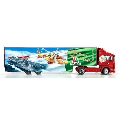 Maquette Camion: Scania R620: 50 Ans Italeri - Italeri-3875