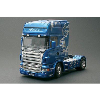 Maquette Camion: Scania R620 Atelier - Italeri-3850