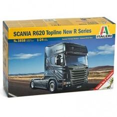 Maquette Camion: Scania R620 V8 Série R