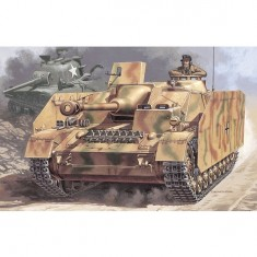 Maquette Char: Sd. Kfz. 167 Sturmgeschütz IV