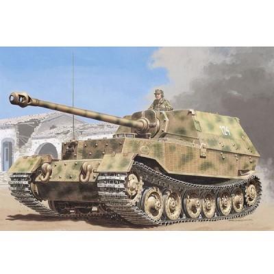 Maquette Char: Sd. Kfz. 184 Panzerjäger Elefant  - Italeri-7012