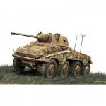 Maquette Char: Sd.Kfz.234/2 Puma