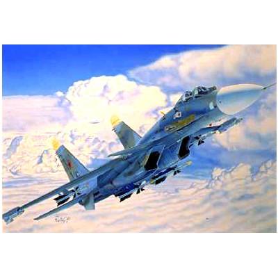 Maquette avion: Sea Flanker - Italeri-197
