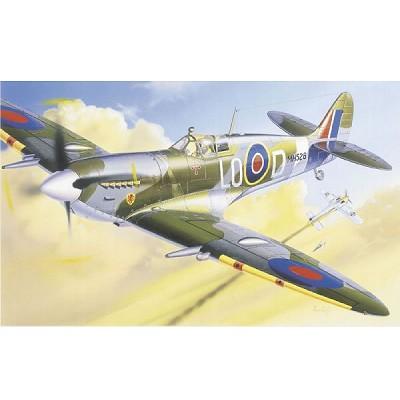 Maquette avion: Spitfire MK. IX - Italeri-094