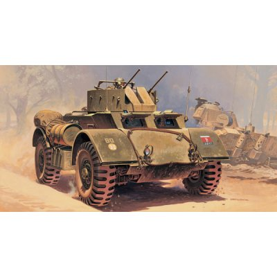 Maquette T17E2 Staghound AA - Italeri-6463