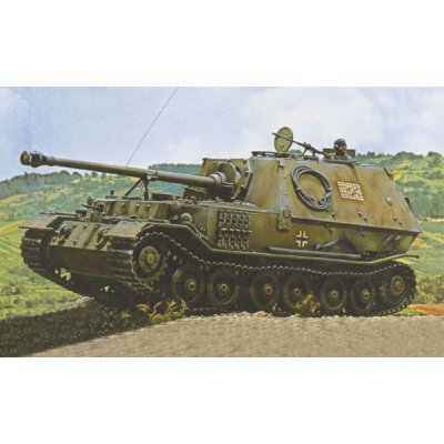 Maquette Char: Panzerjäger Elefant  - Italeri-211