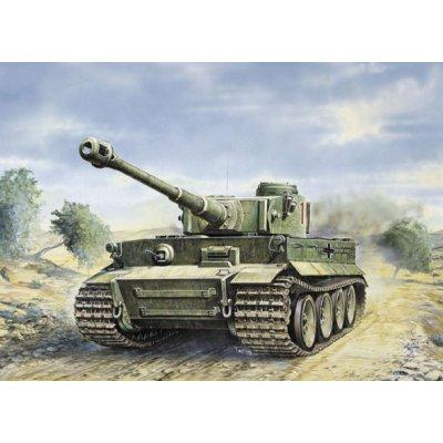 Maquette Char: Tiger I Ausf.E/H1  - Italeri-286