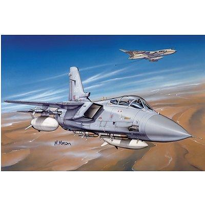 Maquette avion: Tornado F3 - Italeri-836