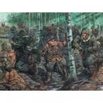 Figurines 2ème Guerre Mondiale : Troupes d'élite allemandes