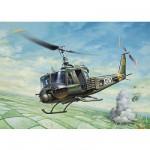 Maquette hélicoptère: UH-1B Huey