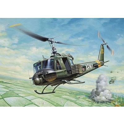 Maquette hélicoptère: UH-1B Huey - Italeri-040