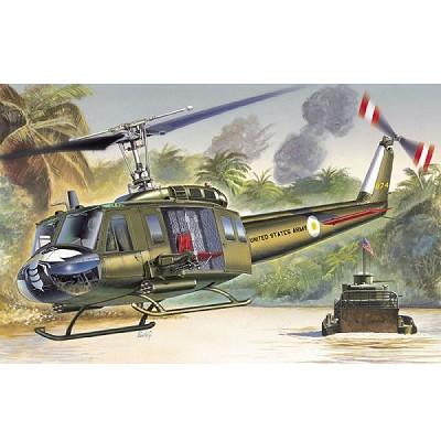 Maquette hélicoptère: UH-1D Iroquois - Italeri-1247