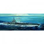 Maquette bateau: Porte-avions USS America