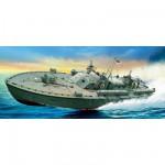 Maquette bateau: Vedette MTB PT-109 J. F. Kennedy