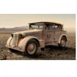 Véhicule militaire : Fiat 508 CM Coloniale