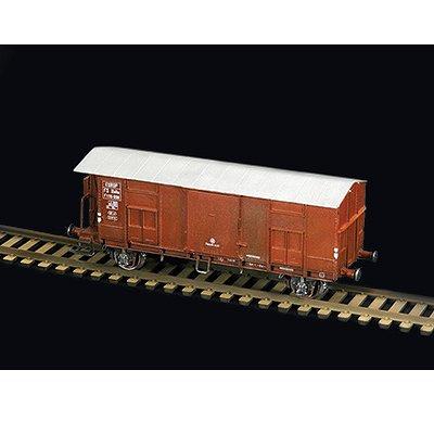 Maquette Wagon avec guérite de freinage - Italeri-8703