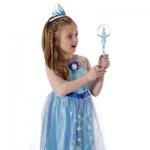 Baguette magique musicale Frozen La Reine des Neiges