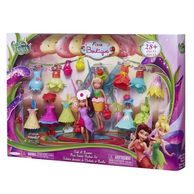coffret dressing gourmand f e clochette disney fairies. Black Bedroom Furniture Sets. Home Design Ideas