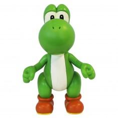 Figurine Nintendo Super Mario Bros 10 cm avec accessoire mystère : Yoshi