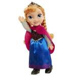 Poupée La Reine des Neiges (Frozen) Deluxe 38 cm : Anna